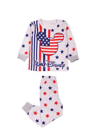 Пижама 22614 звезды