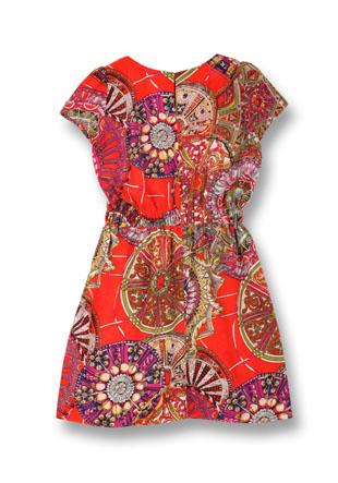 Платье круги GD322811