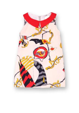Платье с воротничком GD322813 M