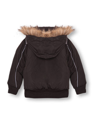 Куртка мальчик CHAO XUE (серые вставки) 99050
