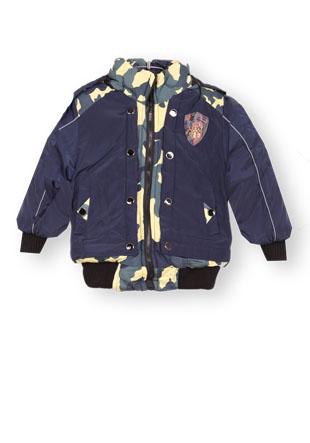 Куртка мальчик CHAO XUE (военка) 99050