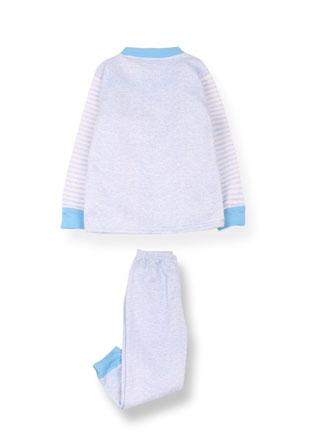 Пижама утепленная 349 адидас