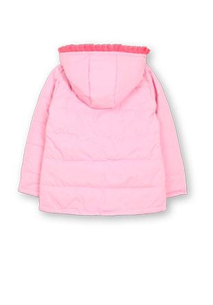 Куртка с рюшкой 3136