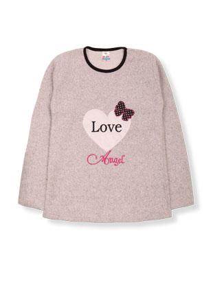 Пусер девочка A-310  сердце Love