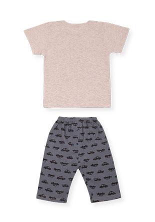 Пижама футболка с шортами MM 1050