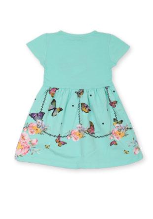 Платье Бабочки 17-3023
