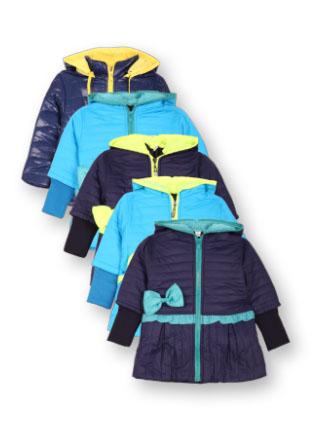 Куртка с бантиком 22803