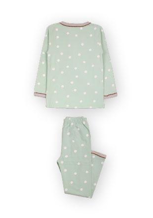 Пижама в горошек Mh-14-13227
