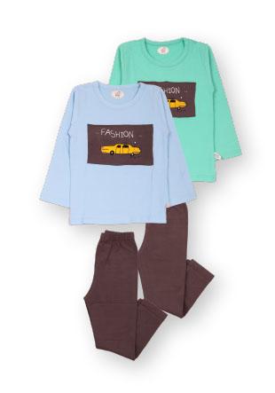 Пижама фэшин Mh-14-13230