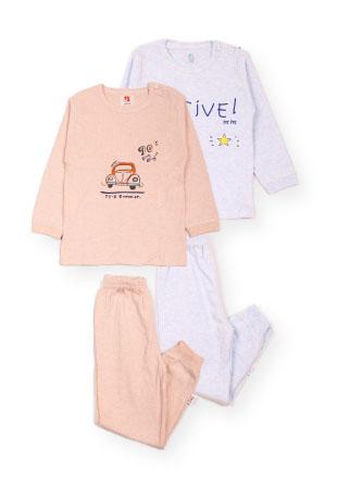 Пижама кашемир  мальчиковая Mh-14-18401 M