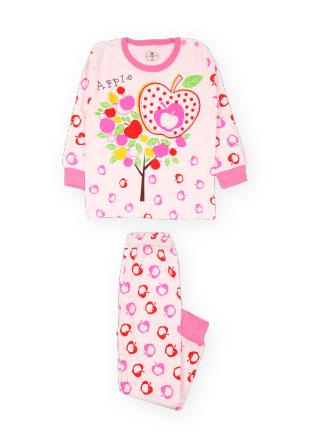 Пижама тонкая девочковая Mh-1050-5570