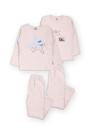 Пижама Кашемир мальчиковая Mh-16-90120