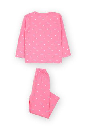 Пижама девочковая тонкая Mh-1000-5570