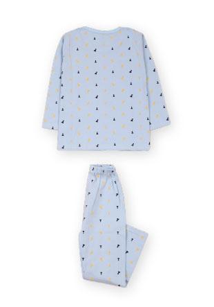 Пижама мальчиковая тонкая Mh-1000-5570