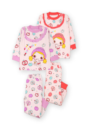 Пижама с Рюшой Mh-1100-55-70