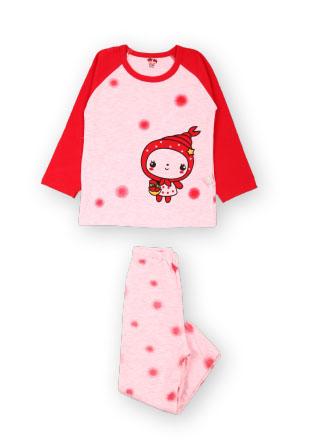 Пижама девочковая Mh-1100-80-110