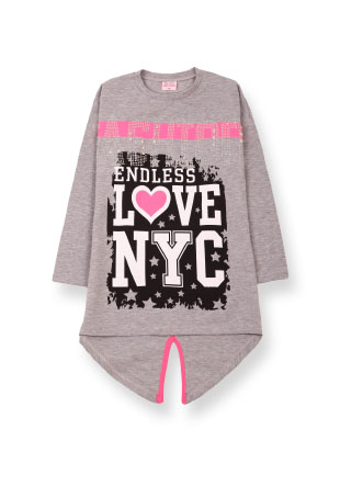 Туника ByGri Love NYC SV-12015-2100