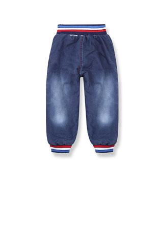 Утепленные джинсы мальчик 227230