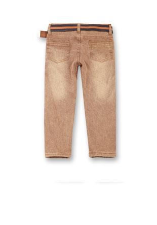 Утепленные брюки мальчик 225896