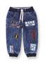 Утепленные джинсы мальчик 228222