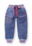 Утепленные джинсы девочка 229259