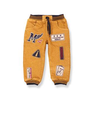 Утепленные джинсы мальчик 229118