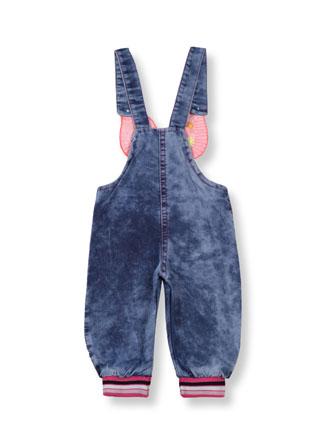 Комбинезон джинсовый 204041