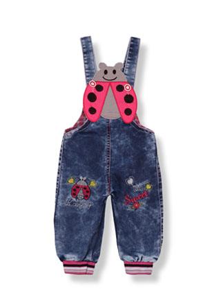 Комбинезон джинсовый 204042