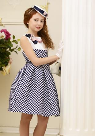 Платье нарядное для девочки LS-12-920