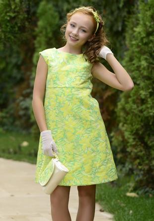 Платье нарядное для девочки LS-8600