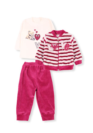 Комплект для девочки  Vital baby A-3100-537