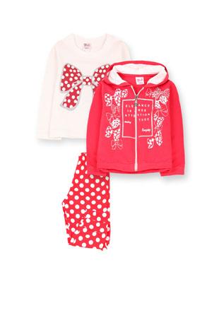 Комплект для девочки Baby Pink A-3300-009202