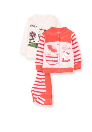 Комплект для девочки Vital Baby A-2950-534
