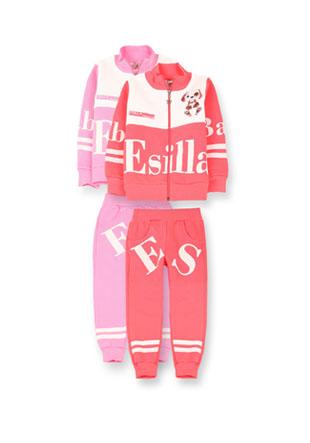 Комплект для девочки Esilla baby A-3400-8193-3