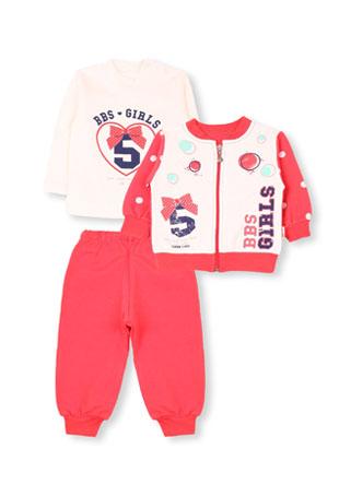 Комплект для девочки  Bebesu A-3200-8024
