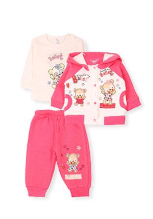 Комплект для девочки  ZEEK A-2550-6107