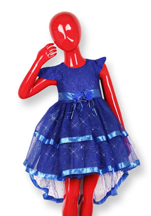 Платье для девочки AS-480-2690