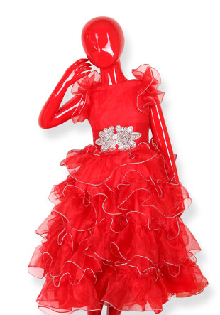 Платье для девочки AS-650-3625