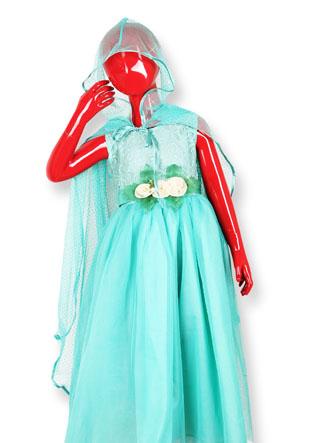 Платье для девочки AS-620-3460