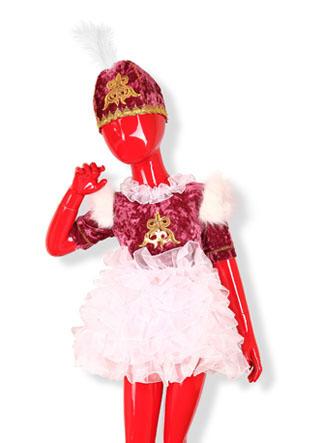 Кара жорга костюм для девочек 22703