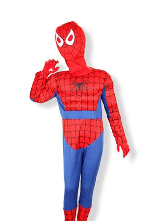 Новогодний костюм для мальчика spiderman As-650-SP-3620