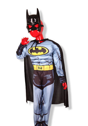 Новогодний костюм  Бетмен AS-650-BT-3620