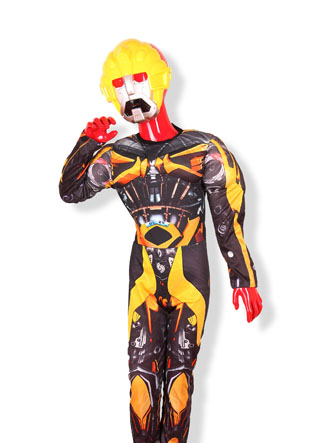 Новогодний костюм Трансформер As-650-TR-3620