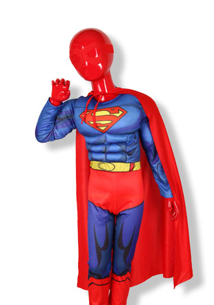 Новогодний костюм Супермен As-650-SUP-3620