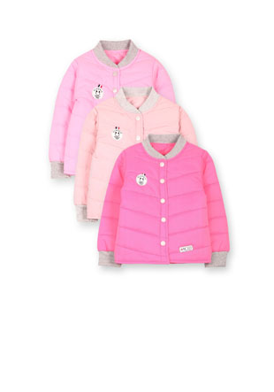 Куртка Classic девочковая AS-440-2760