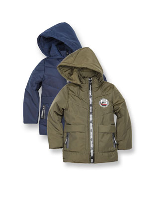 Куртка  Fashion мальчиковая AS-600-3780