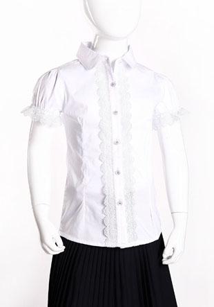 Блузка короткий рукав NQ-395-18605