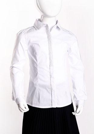 Блузка длинный рукав NQ-41-18604