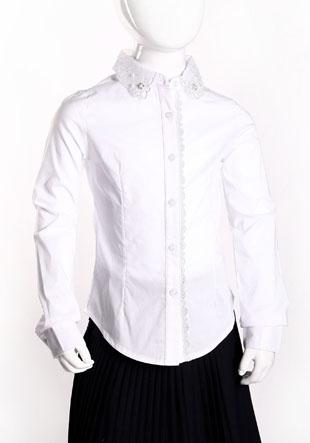 Блузка длинный рукав NQ-45-2362