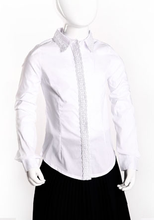 Блузка длинный рукав NQ-395-2361